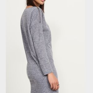 Dynamite Sweatshirt dress XS